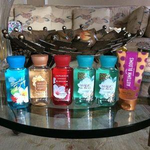 Bath 🛁 & Body Works Shower Gel Bundle NWT